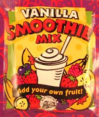 Big Train Vanilla Smoothie Mix